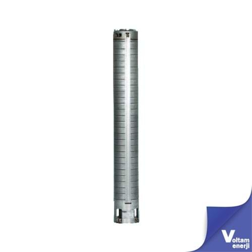 S4 SP 3 / 15 50 Hz (1,50 HP) 4'' Paslanmaz Dalgıç Pompa